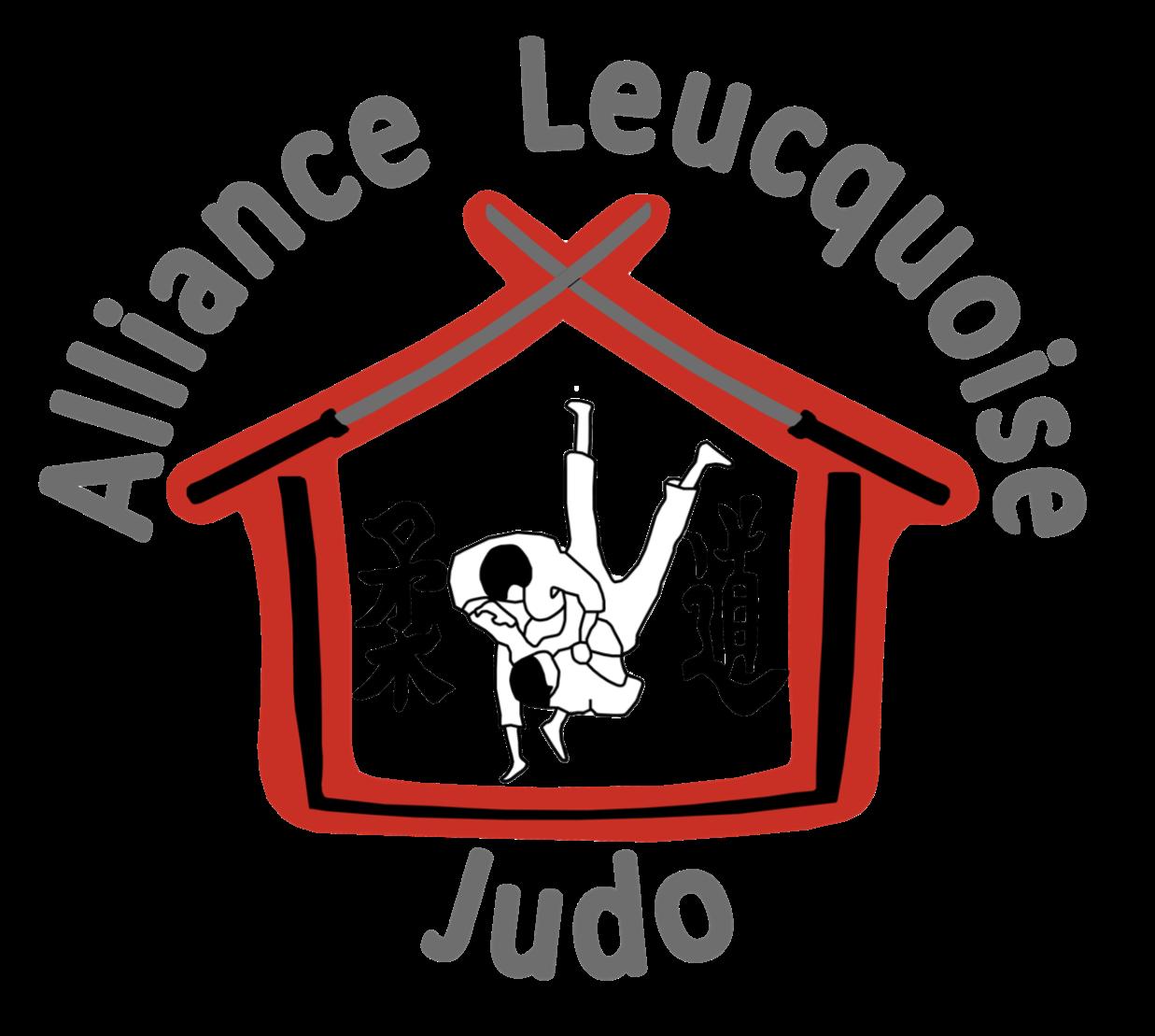 Logo ALLIANCE LEUCQUOISE DE JUDO